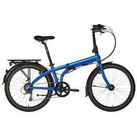 """tern Node D8 Foldecykel 24"""" blå"""